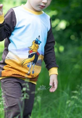 Makerist - J-Shirt Mini - Nähprojekte - 2