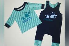 Makerist - Strampler und Babyshirt - Klimperklein - 1