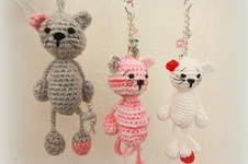 """Makerist - Taschenbaumler """"Katze Kloe"""" - 1"""
