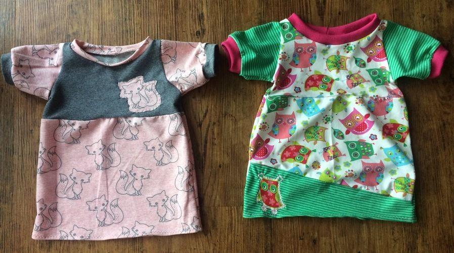 Makerist - Shirt-Kleidchen für Babys - Nähprojekte - 1