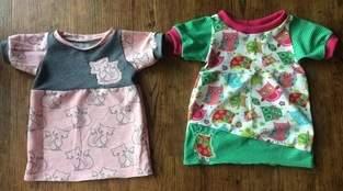 Makerist - Shirt-Kleidchen für Babys - 1