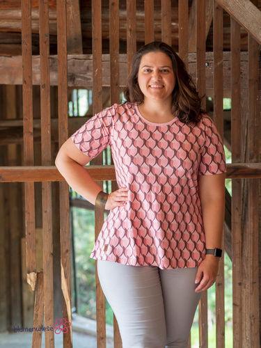 Makerist - Noch ein Easy Summer Shirt - Nähprojekte - 1