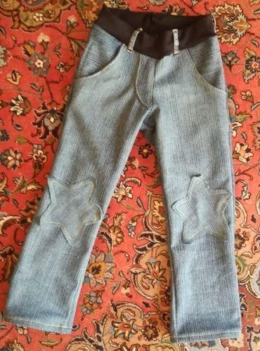 Makerist - Upcycling Jeans für 3jährigen (Gr.110/116) Nr. 2 - Nähprojekte - 1