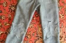Makerist - Upcycling Jeans für 3jährigen (Gr.110/116) Nr. 2 - 1