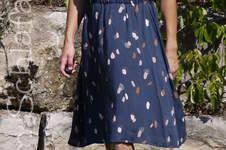 Makerist - Kleid Chari aus Viskose - 1