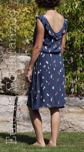 Makerist - Kleid Chari aus Viskose - Nähprojekte - 2