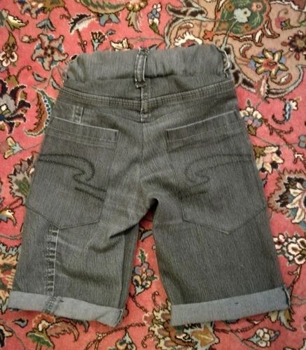 Makerist - Upcycling Jeans Shorts Gr.116 - Nähprojekte - 1