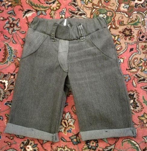 Makerist - Upcycling Jeans Shorts Gr.116 - Nähprojekte - 2