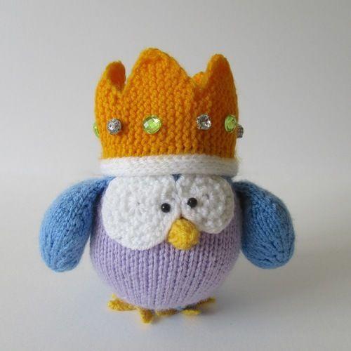 Makerist - Crown - Knitting Showcase - 1