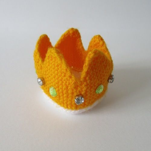 Makerist - Crown - Knitting Showcase - 2