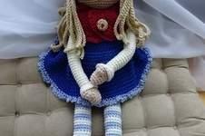 Makerist - Süße Puppe im Herbst-Look - 1