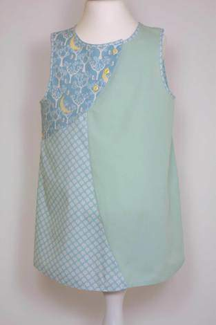 Makerist - Kleidchen im Mustermix - 1