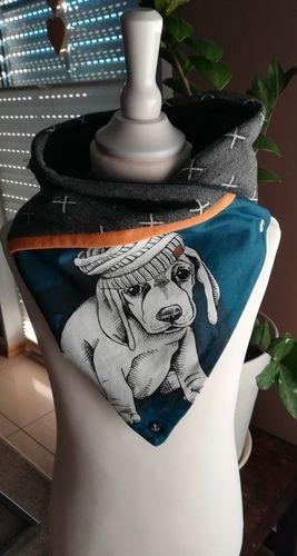 Makerist - Zippel für meinen kleinen Hundefan - Nähprojekte - 1
