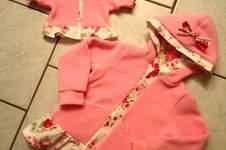 Makerist - Fleece Jacke für Groß und Klein - 1