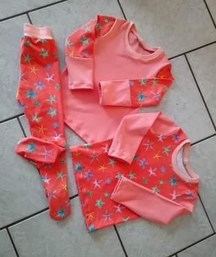 Makerist - Schlafanzug Oberteile und Hose  - 1