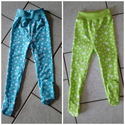 Makerist - Schlafanzughosen mit Füßen - Nähprojekte - 1
