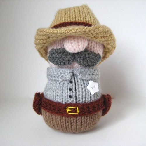 Makerist - Sheriff Howdy - Knitting Showcase - 1