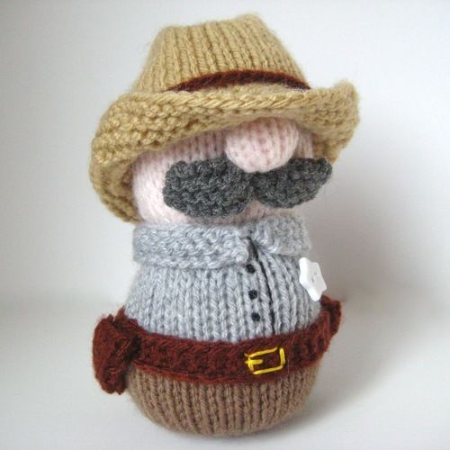 Makerist - Sheriff Howdy - Knitting Showcase - 2