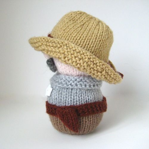 Makerist - Sheriff Howdy - Knitting Showcase - 3