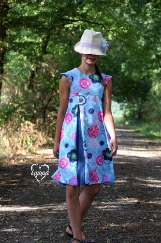 Makerist - Ballonkleid Lotte Lupellon von Pea aus Schilde - Nähprojekte - 1