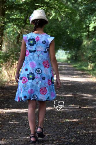 Makerist - Ballonkleid Lotte Lupellon von Pea aus Schilde - Nähprojekte - 2