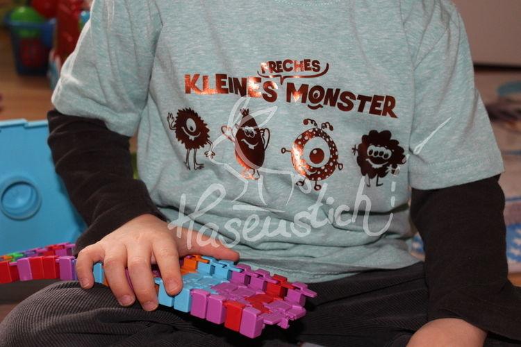 Makerist - Kleine freche Monster - Textilgestaltung - 1