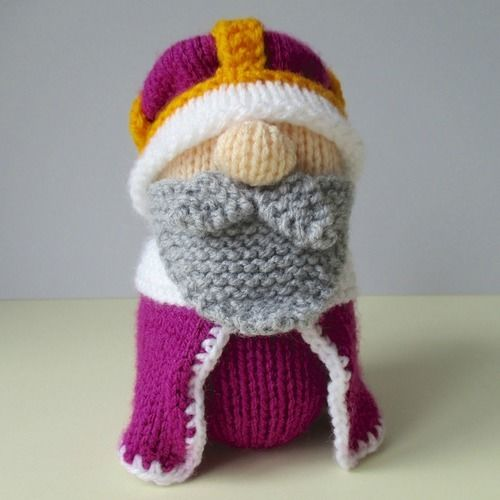 Makerist - Old King Cole - Knitting Showcase - 1