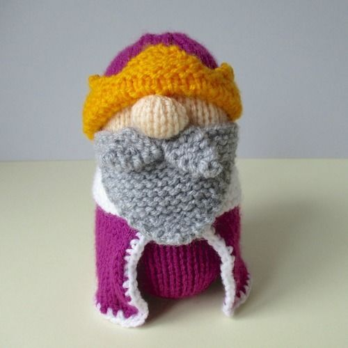 Makerist - Old King Cole - Knitting Showcase - 2