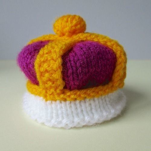 Makerist - Old King Cole - Knitting Showcase - 3
