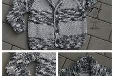 Makerist - Jungenstrickjacke - 1