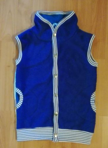 Makerist - Yakari-Weste aus Fleece und Jersey - Nähprojekte - 1