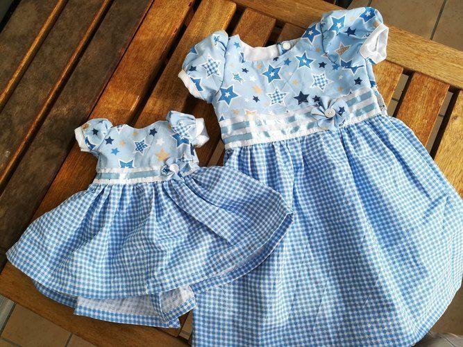 Makerist - Sommerkleid Sunny und Puppenkleid Sunny - Nähprojekte - 1
