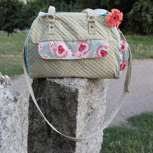 Makerist - Meine kleine LILO Bag von rosadiy.de  - Nähprojekte - 1