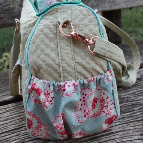 Makerist - Meine kleine LILO Bag von rosadiy.de  - Nähprojekte - 2