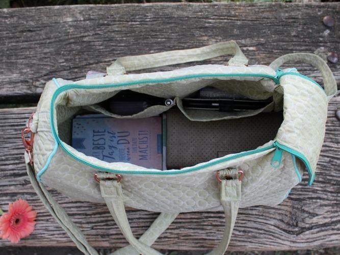 Makerist - Meine kleine LILO Bag von rosadiy.de  - Nähprojekte - 3