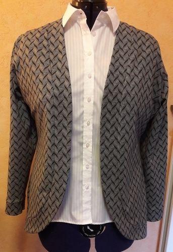 Makerist - Sweat-Jacke für Weihnachten  - Nähprojekte - 1
