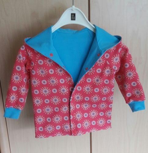 Makerist - Schöne Jacke für's Enkelchen  - Nähprojekte - 1