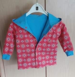 Makerist - Schöne Jacke für's Enkelchen  - 1