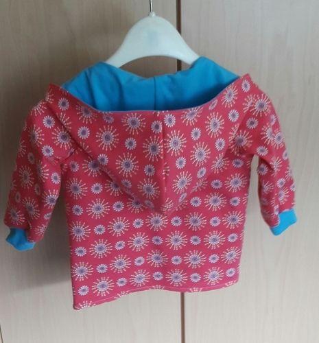 Makerist - Schöne Jacke für's Enkelchen  - Nähprojekte - 2