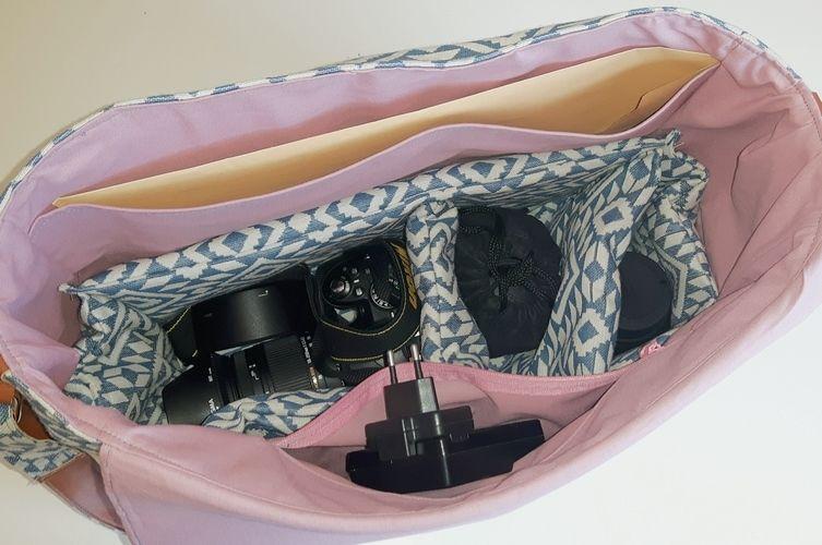 Makerist - Kamera Tasche - Nähprojekte - 3