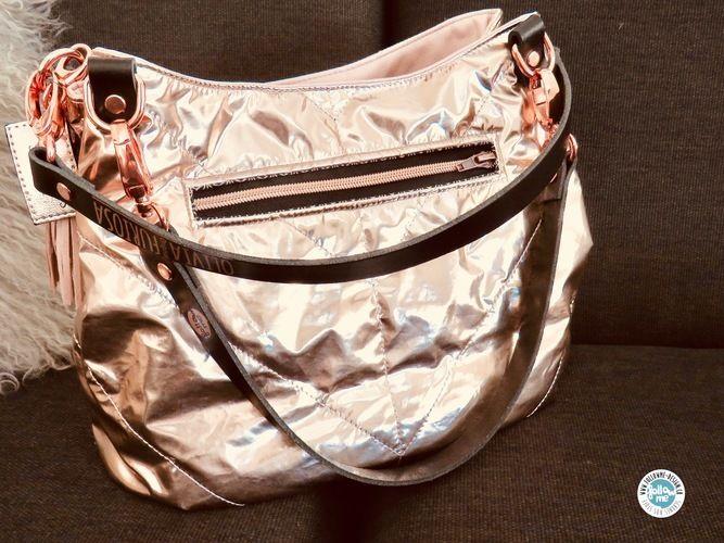 Makerist - OLIVIA FURIOSA - Luxury Bitch Bag - Nähprojekte - 1