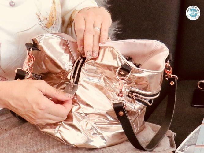Makerist - OLIVIA FURIOSA - Luxury Bitch Bag - Nähprojekte - 2