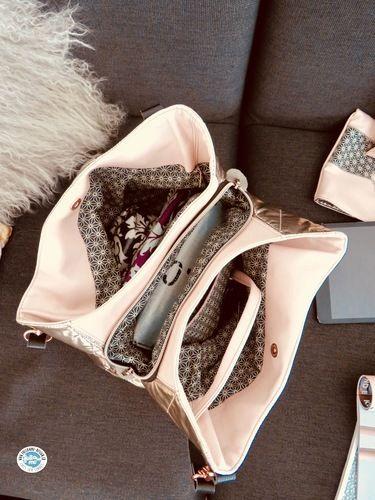 Makerist - OLIVIA FURIOSA - Luxury Bitch Bag - Nähprojekte - 3