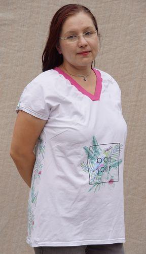 Makerist - Shirt Eija von Ki-ba-doo - Nähprojekte - 2