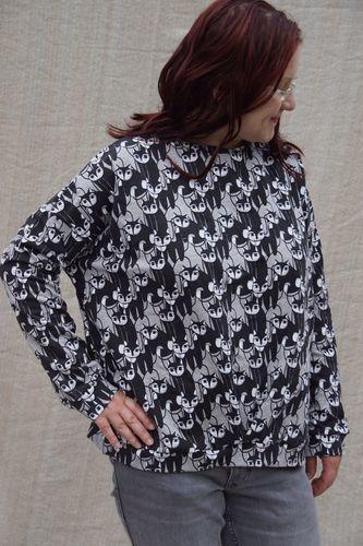 Makerist - Pullover Makea aus dem Lillemag - Nähprojekte - 1