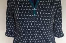 Makerist - Blusen-Shirt aus Jersey von lillesol & pelle - 1