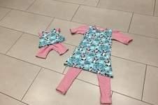 Makerist - Partnerlook für Kind und Puppi - 1