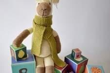 Makerist - Pax the Alpaca - 1