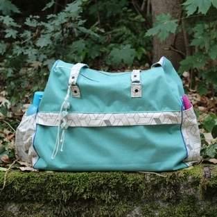 Makerist - Meine große LILO Bag von rosadiy.de  - 1