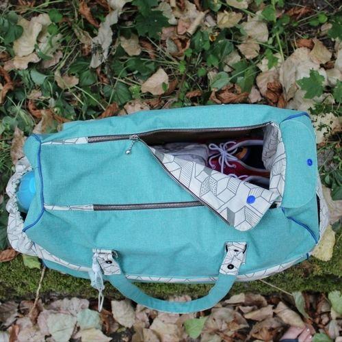Makerist - Meine große LILO Bag von rosadiy.de  - Nähprojekte - 2